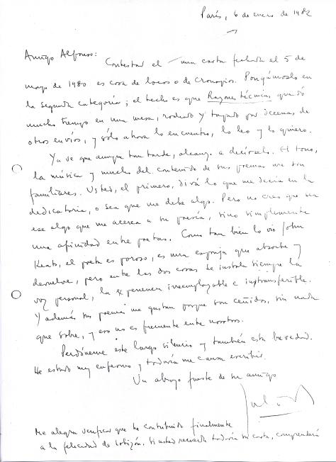 820106 Carta de Cortazar sobre Razones Tecnicas (1)